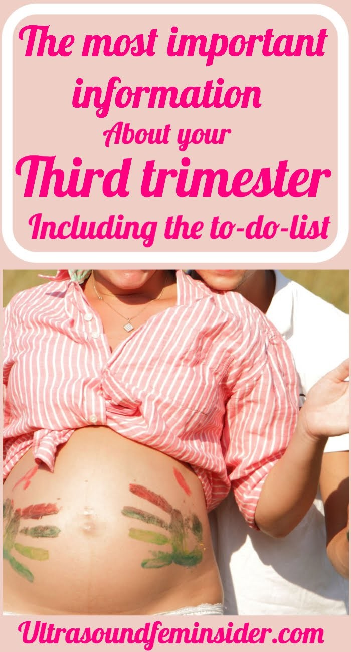 Third trimester of pregnancy
